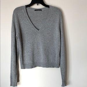 Brandy Melville Large Wool Cashmere Blend